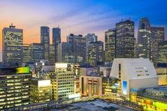 Shinjuku, Tokyo, Japan Royalty Free Stock Images