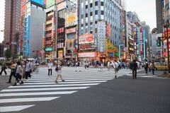 SHINJUKU TOKYO JAPAN-SEPTEMBER 11 : shinjuku important landmark Stock Images