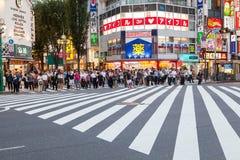 SHINJUKU TOKYO JAPAN-SEPTEMBER 11: viktig gränsmärke för shinjuku Arkivfoto