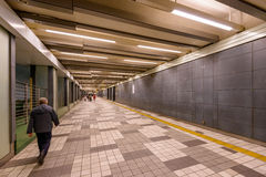 Shinjuku Tunnels Stock Image