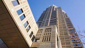 Shinjuku Wielkomiejski budynek obrazy royalty free