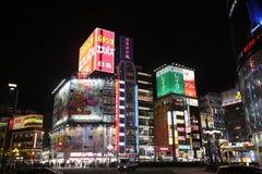 Shinjuku& x27;s Kabuki central road in tokyo , Japan. Stock Images