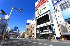 Shinjyku, токио, Япония Стоковая Фотография