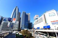Shinjyku, Tóquio, Japão Foto de Stock Royalty Free