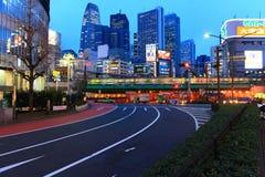 Shinjyku, Tóquio, Japão Imagens de Stock