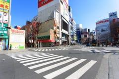 Shinjyku, Tóquio, Japão Imagem de Stock Royalty Free
