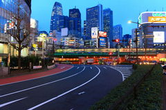 Shinjyku,Tokyo,Japan Stock Images
