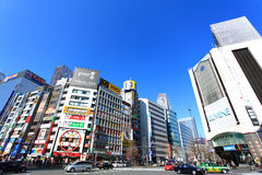 Shinjyuku, Tokio, Japón Fotografía de archivo libre de regalías
