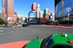 Shinjyuku,Tokyo,Japan Royalty Free Stock Photos