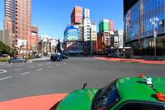 Shinjyuku, Tóquio, Japão Fotos de Stock Royalty Free