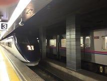 Shinkansen, Ιαπωνία Στοκ φωτογραφία με δικαίωμα ελεύθερης χρήσης