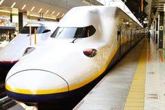 Shinkansen Stockfoto