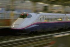 Shinkansen Foto de archivo