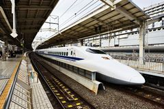 Shinkansen Images stock