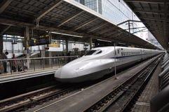 Shinkansen Arkivbilder