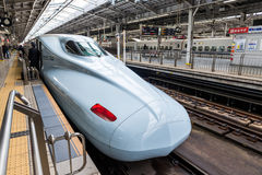 Shinkansen Fotos de Stock Royalty Free