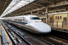 Shinkansen Royaltyfri Foto