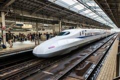 Shinkansen Stockfotografie