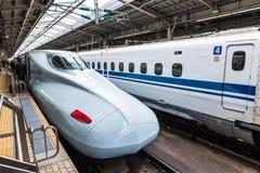 Shinkansen Fotografie Stock Libere da Diritti