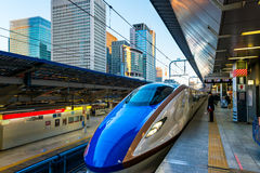 Shinkansen 库存图片