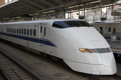 Shinkansen Imagen de archivo
