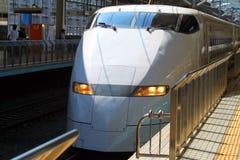 Shinkansen Bullet Train, Japan Royalty Free Stock Image