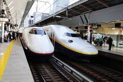 Shinkansen stock photography