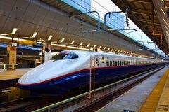 Shinkansen in Tokyo Royalty Free Stock Image