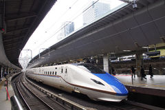 Shinkansen Train Japan Stock Photography