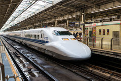 Shinkansen Royalty Free Stock Photo
