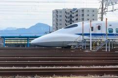 Shinkansen Train Royalty Free Stock Image