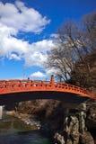 Shinkyo (Sacred Bridge) - Nikko, Japan Royalty Free Stock Photos