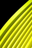 Shinning Yellow Paper Background II Stock Photos