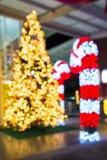 Shinny ноча рождества Стоковое Изображение