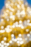 Shinny Christmas Tree, abstract background Stock Images