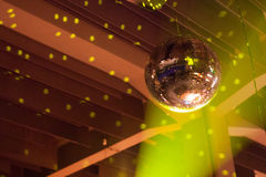 Shinny disco ball Royalty Free Stock Photography