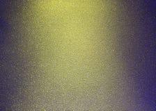 Shinny il fondo di scintillio dell'oro e del blu Immagini Stock Libere da Diritti