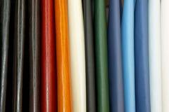 Shinny le cuir Photos stock