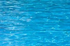 Shinny a textura da água Fotos de Stock Royalty Free