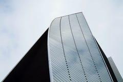 Shinsaibashi byggnad arkivbilder