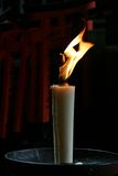 shinto свечки Стоковое Изображение RF