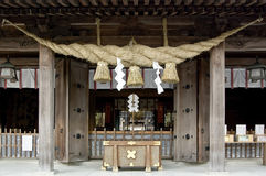 Shinto shrine, Japan Royalty Free Stock Photo