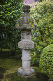 Shrine in a Japanese garden Royalty Free Stock Image