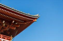 Shinto shrine Royalty Free Stock Photography