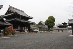 Shinto shrine - Kyoto - Japan Royalty Free Stock Photo