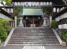 Shinto shrine Royalty Free Stock Image