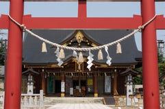 Shinto Shrine Royalty Free Stock Photo