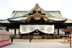Shinto temple Stock Image