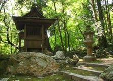 Shintoheiligdom Stock Afbeeldingen