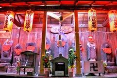Shintoheiligdom Stock Foto